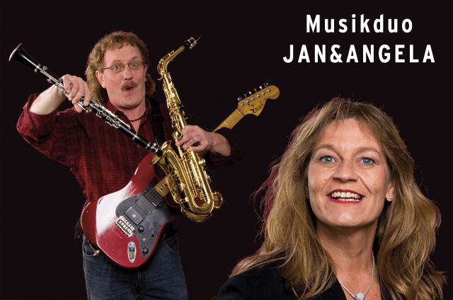 Musikduo Jan und Angela